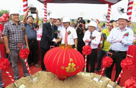 Export Labor, Trade and Tourism Joint Stock Company (TTLC) participated in the groundbreaking ceremony of Europlast Long An 50MW October 1, 2018 by phan van trung 26 Views (Edit)